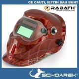 Masca sudura - Masca de sudura automata RABATH RED SPIDER | Produs second NOU