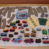 Trenulet de jucarie - Set trenulet THOMAS+accesorii (50 buc.)