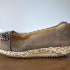 Pantofi dama - GABOR - ROLLING SOFT - PANTOFI DE PIELE FOARTE COMOZI MARIMEA 37.5