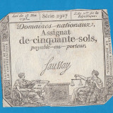 Franta 50 sols 1973 4 - bancnota europa