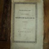 Carte veche - Istoria selgiucizilor, Johannes Augustus Vullers, Gissae 1837