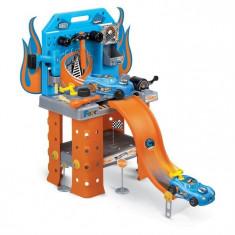 Hot Wheels Statie Service Cu Masina Inclusa 73 Cm Faro - Masinuta electrica copii