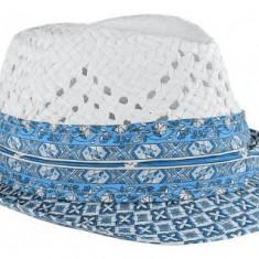 Accesoriu Copii - Palarie Mayoral 10994 albastra (Circumferinta cap: 56 cm, Culoare: alb)