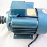 Motor electric - Motor 1.1kw Monofazat Bobinaj Aluminiu Nou in Cutie Garantie 12 luni