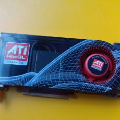 94B.Placa Grafica Workstation ATI FireGL V7600, 512MB DDR3-256Bit, PCI-e, 2xDVI - Placa video PC ATI Technologies, PCI Express