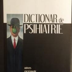 DICTIONAR DE PSIHIATRIE SI DE PSIHOPATOLOGIE CLINICA - JACQUES POSTEL - Carte Psihiatrie