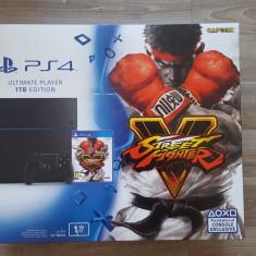 PlayStation 4 Sony - PS4 Nou 1TB Street Fighter