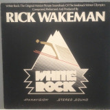 RICK WAKEMAN(ex YES)- WHITE ROCK(1976/A & M REC/RFG)- Vinil/Vinyl/ROCK/Impecabil