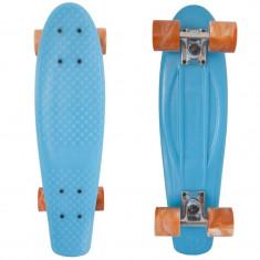 "Skateboard - Cruiser Kryptonics Torpedo Blue 22""/56cm"