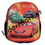 Ghiozdan pentru copii cu Cars in format 3D