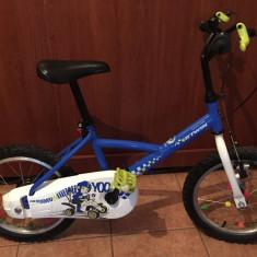 Vand bicicleta copii Btwin 16'', 16 inch, 16 inch, Numar viteze: 1
