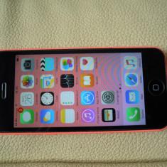 iPhone 5C Apple, 16gb, liber retea, Roz, Neblocat