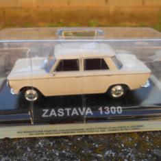 Macheta Zastava 1300 (Fiat 1300) Masini de Legenda - Serbia scara 1:43 - Macheta auto