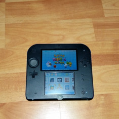 Nintendo 3DS - Consola Nintendo 2DS + joc Monster Hunter Ultimate4+card 4gb + incarcator retea.