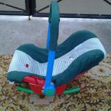 Scaun auto bebelusi grupa 0+ (0-13 kg) - Britax Romer scoica / scaun auto copii (0-13 kg)