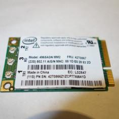 Placa / Modul wireless / wifi laptop Lenovo ThinkPad T61 15.4 INCH ORIGINAL!