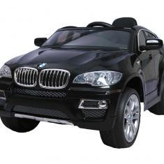 Masinuta de jucarie - Masina electrica Moni JJ258 BMW X6 Black