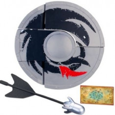 Joc educativ - Set 2in1 Dragons - Scut si Arbaleta