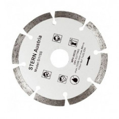 Disc Diamantat Segmentat pentru Flex (115mm) Stern D115S