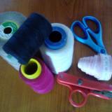 Retus, reparatii confectii textile.