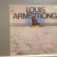 LOUIS ARMSTRONG - THE GREATEST HITS (1969/ CBS REC /RFG) - disc Vinil/Impecabil - Muzica Jazz Columbia