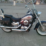 Motocicleta Kawasaki - Kavasaki Vulcan vn800