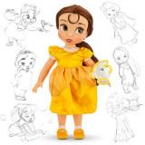 Papusa Animator Belle din Frumoasa si Bestia