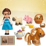 Papusa Belle Mini Animator cu accesorii