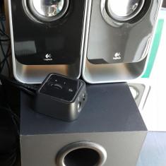 Vand Boxe Logitech LS 21, Sistem 2.1, 0-40W