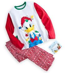 Pijamale Barbati Donald (Originale Disney)