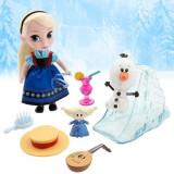 Papusa Elsa Mini Animator cu accesorii