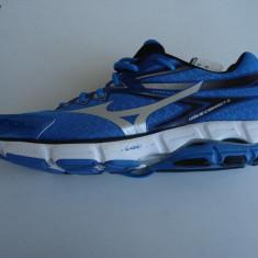 Adidas Mizuno Wave ORIGINAL.NOI la cutie - Adidasi barbati Mizuno, Marime: 44, Culoare: Albastru