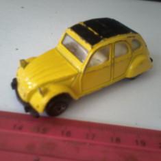 Bnk jc Maisto - Citroen 2CV - Macheta auto