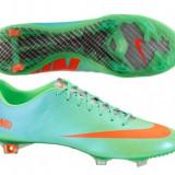 Ghete Fotbal Nike Mercurial Vapor FG-Pro-Ghete Fotbal-MARIMEA 40, 41, Culoare: Din imagine