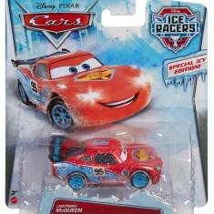 Masinuta Fulger McQueen Cars Ice Racers - Masinuta de jucarie Mattel