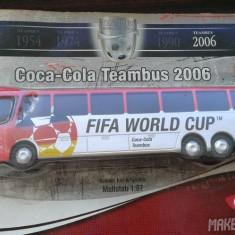 Autobuz Coca Cola - Coca Cola Teambus 2006