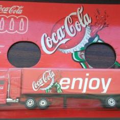 Camion Coca Cola - model 2000, 1/87, Germania (tip 004)