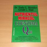 Nutrientul Miracol - Coenzima Q10 - Carte tratamente naturiste