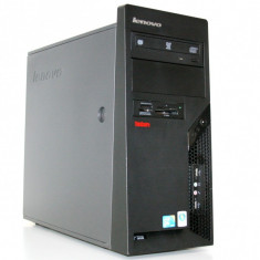 Sisteme tower Lenovo c2d E8400 3GHz, 4GB DDR3, 160GB, DVD-RW, factura+garantie ! - Sisteme desktop fara monitor Lenovo, Intel Core 2 Duo, Peste 3000 Mhz, 100-199 GB, LGA775