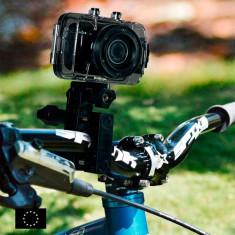 Cameră Sport cu Touchscreen GoFit - Camera mers inapoi