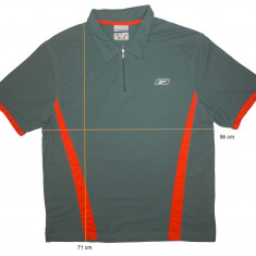 Tricou sport REEBOK impecabil (L) cod-169129 - Tricou barbati Reebok, Marime: L, Culoare: Din imagine, Maneca scurta