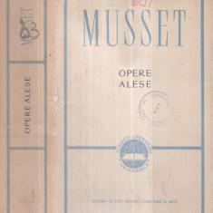 Opere alese - Autor(i): Alfred de Musset