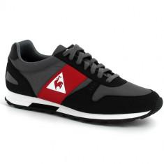 Adidasi unisex Le Coq Sporti KL RUNNER Mas. 37, 38 - Adidasi dama Le Coq Sportif, Culoare: Negru, Textil