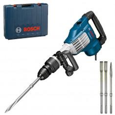 BOSCH GSH 11 VC + 3 Dalti Ciocan demolator SDS-max 0611336001 - Rotopercutor