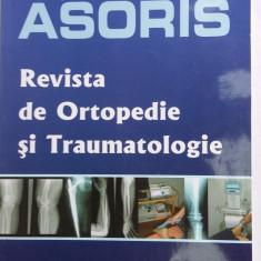 REVISTA DE ORTOPEDIE SI TRAUMATOLOGIE LOT 2 NUMERE, NR 1 SI NR 2 .ASORIS - Carte Ortopedie