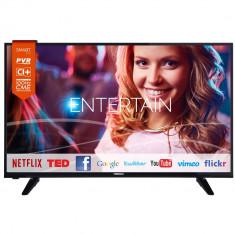 Televizor Horizon 43HL733F LED, Smart TV, Full HD, 109 cm, Negru - Televizor LCD