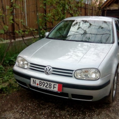 Vw golf 4 - Autoturism Volkswagen, An Fabricatie: 2004, Motorina/Diesel, 263000 km, 1896 cmc
