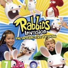 Rabbids Invasion The Interactive Tv Show Xbox One - Jocuri Xbox Ubisoft