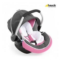 Scaun Auto 0-13 kg Select Pink Grey Hauck - Scaun auto bebelusi grupa 0+ (0-13 kg)