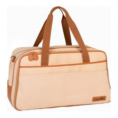 Babymoov – A043569 Geanta multifunctionala New Traveller Taupe - Geanta plimbare copii